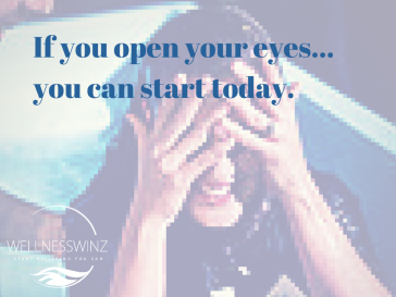 WW Open your eyes