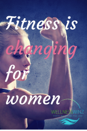 Fitness is changing