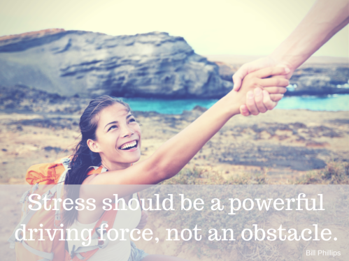 Stress, powerful force