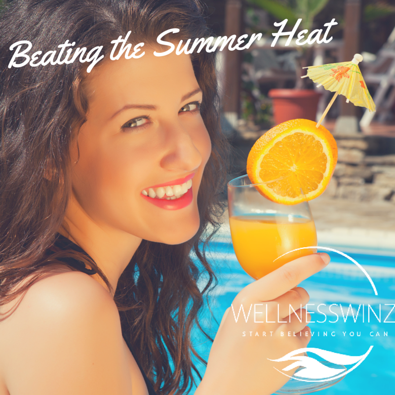 How to Keep Your Cool in the Summer Heat | WellnessWinz