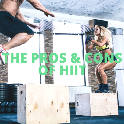 Pros & Cons HIIT