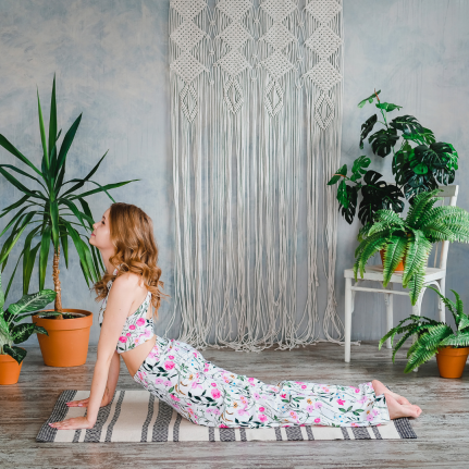 How To Design Your Yoga Space At Home Wellnesswinz